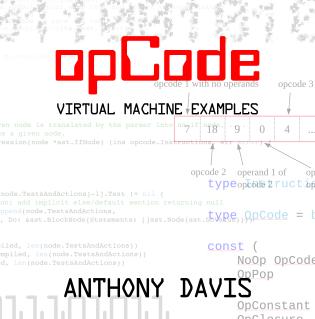 opCode book cover